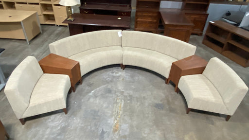 Steelcase Circa Six Piece Sectional