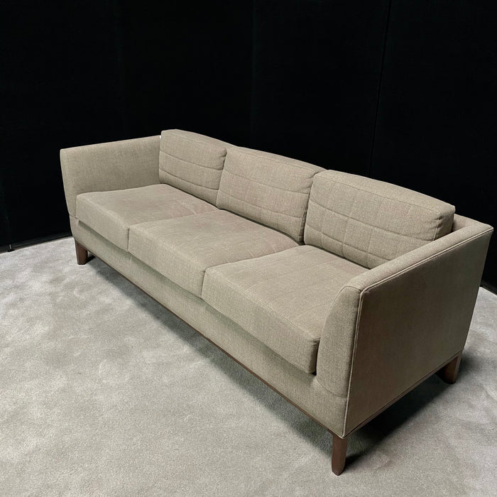 Light brown Bernhardt Sofa
