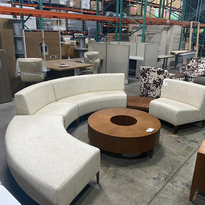 Steelcase Circa Five Piece Sectional