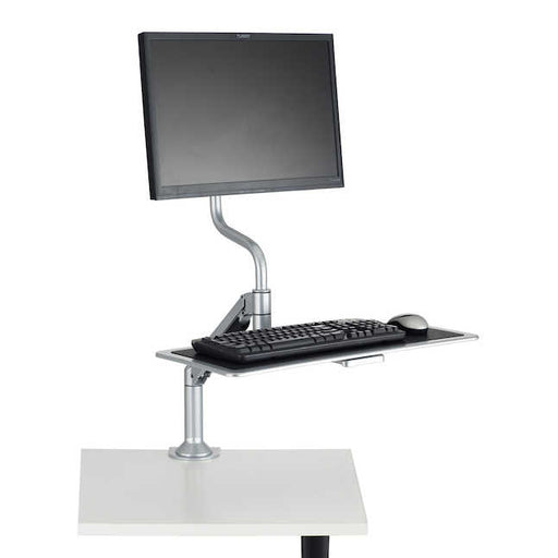 Desktop Sit/Stand Workstation