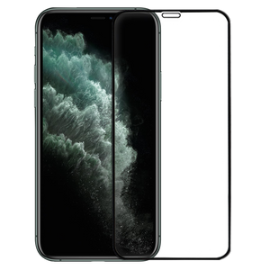 Black 3D Edge to Edge Tempered Glass For Apple iPhone 11 Pro Max
