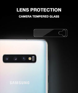 Camera Tempered Glass for Galaxy S10