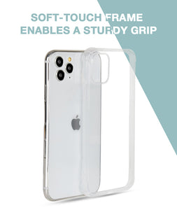 Ultra Slim Transparent Case for iPhone 11 Pro Max