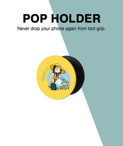 Aquarius Pop Up Holder