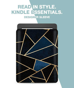 Asymmetrical Sleeve For Kindle