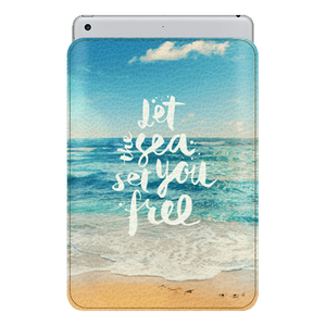 Beach Days Always Sleeve For iPad 10.5""