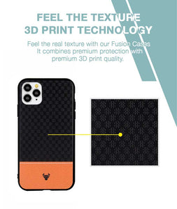 Black Motif Case For iPhone 11 Pro Max