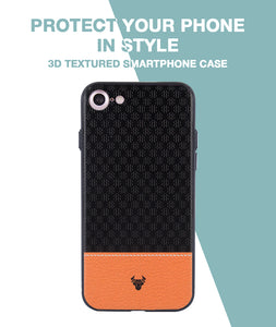 Black Motif Case For iPhone 7