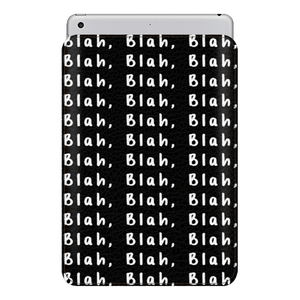 Blah Blah Sleeve For iPad 9.7""