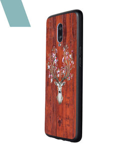 Blossoming Horns Case For OnePlus 6T