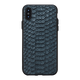 Blue Cobra Case For iPhone Xs