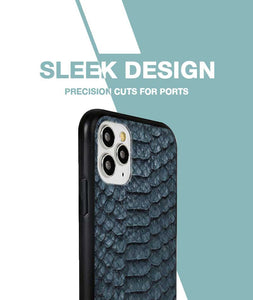 Blue Cobra Case For iPhone 11 Pro Max