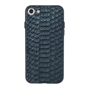 Blue Cobra Case For iPhone 7