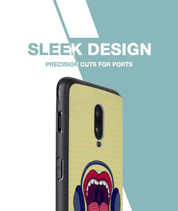 Bold Voice Case For OnePlus 6T