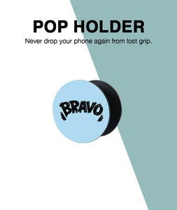 Bravo Pop Up Holder