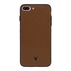 Brown Leather Case For iPhone 7 Plus