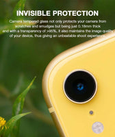 Camera Tempered Glass For iPhone XR
