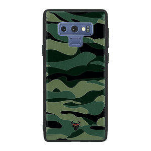 Camouflage Green Case For Galaxy Note 9