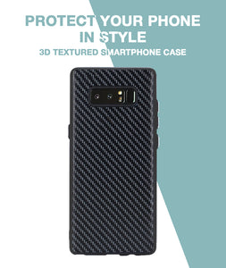 Carbon Black Case For Galaxy Note 8