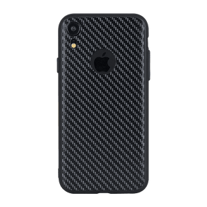 Carbon Black Case For iPhone XR