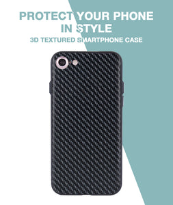 Carbon Black Case For iPhone 7