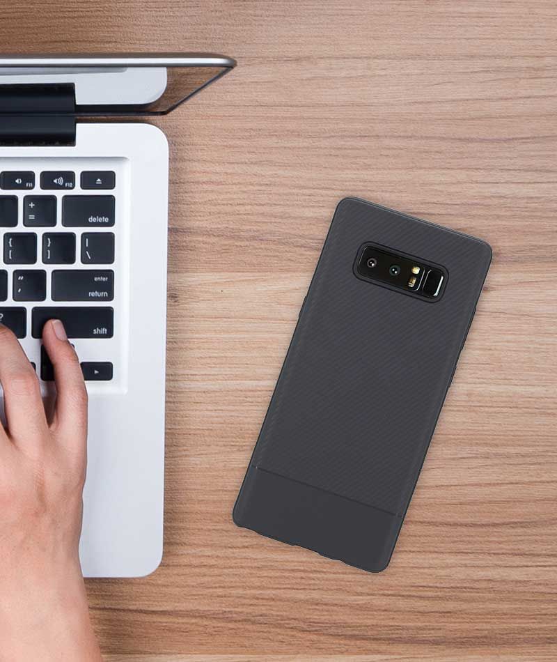 Carbon Soft Cases For Galaxy Note 8