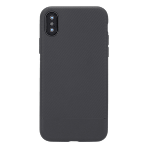 Carbon Soft Cases For iPhone X