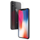 Screen & Back Tempered Glass Film For iPhone X