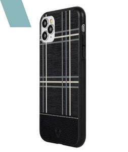 Checkered Black Case For iPhone 11 Pro Max