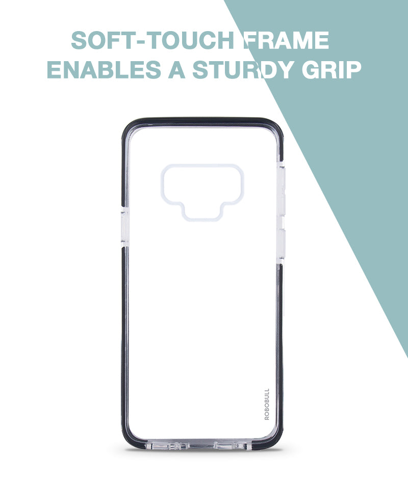 Classic Grip Clear Case for Galaxy Note 9