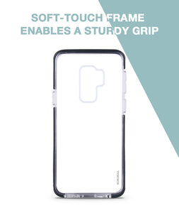 Classic Grip Clear Case For Galaxy S9 Plus