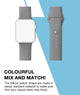 Silicon Apple Watch Strap - Robobull