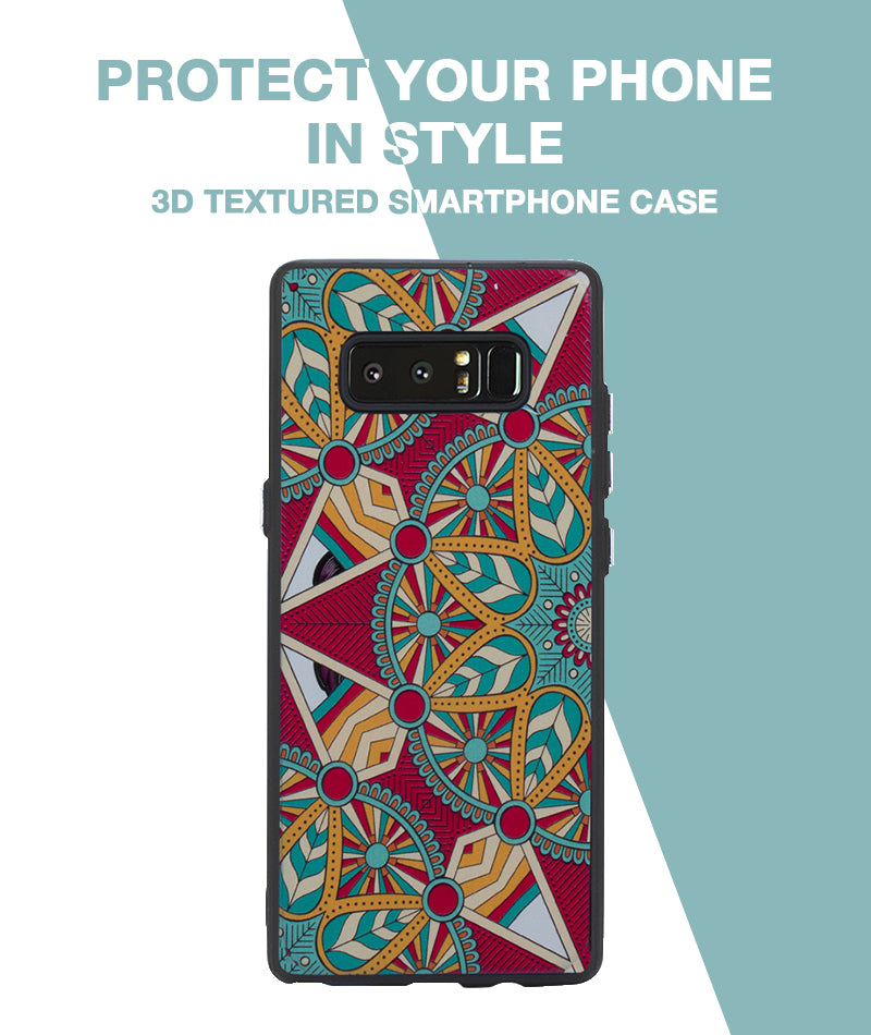 Colorful Vbe Case For Galaxy Note 8