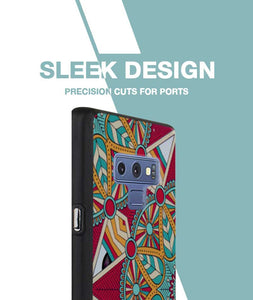 Colorful Vbe Case For Galaxy Note 9