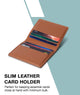 Work Hard 2 Credit Card Wallet
