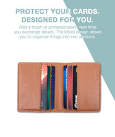 Board Sign Alert Credit Card Wallet