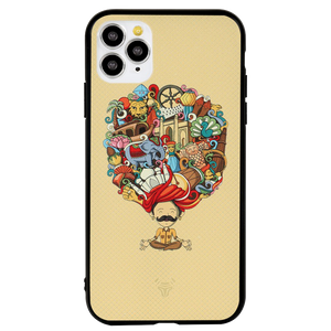 Dramatic Turban Case For iPhone 11 Pro Max