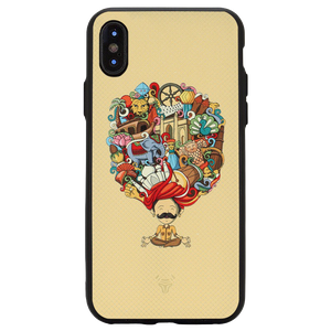 Dramatic Turban Case For iPhone XS MAX