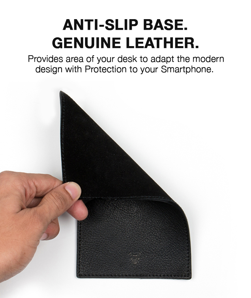 Leather Smartphone Pad