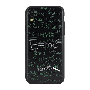 Equation Case For iPhone XR