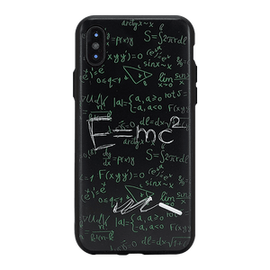 Equation Case For iPhone X