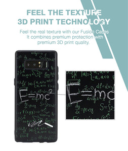 Equation Case For Galaxy Note 8