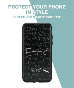 Equation Case For iPhone Xs