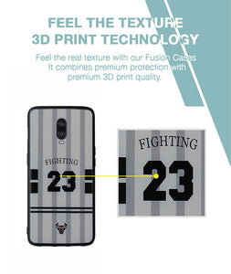 Fighting 23 Case For OnePlus 6T