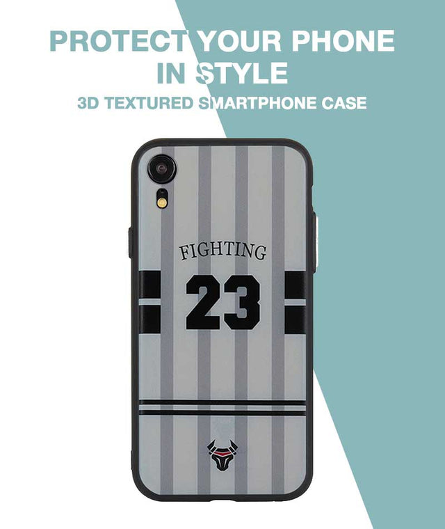 Fighting 23 Case For iPhone XR