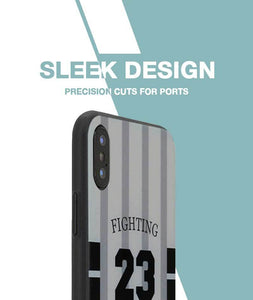 Fighting 23 Case For iPhone Xs