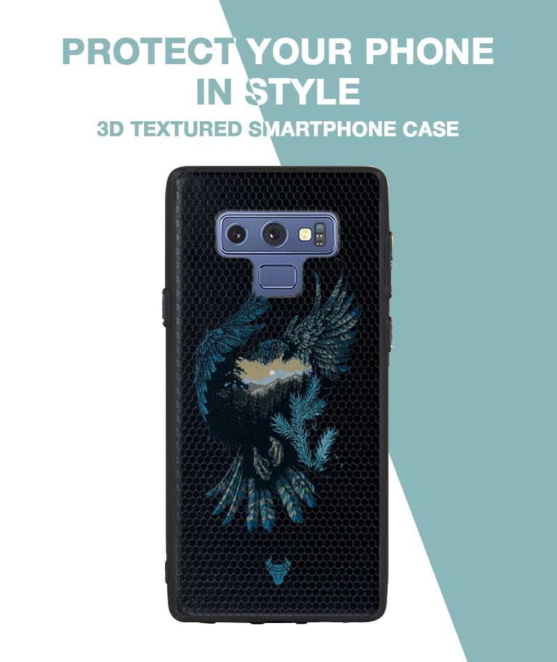 save off 7ac73 793de Fly High Case For Galaxy Note 9