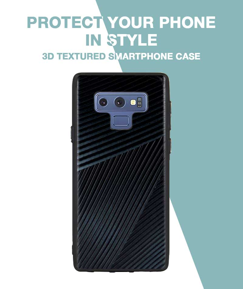 Gentleman Stripes Case For Galaxy Note 9