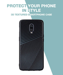 Gentleman Stripes Case For OnePlus 6T