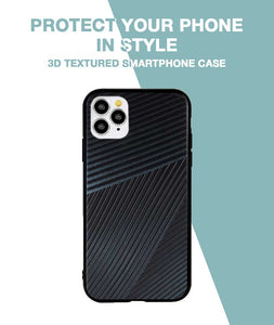 Gentleman Stripes Case For iPhone 11 Pro Max